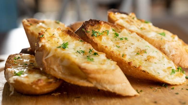 Full Garlic Bread (2 Pcs.)