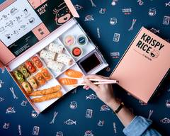 Krispy Rice - Sunset