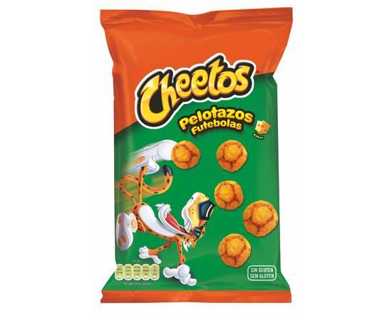 Cheetos Futebolas 130g