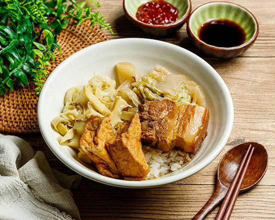 鄉土味魯肉飯
