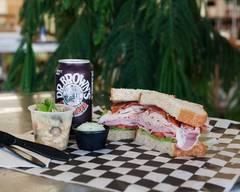 Regular A$$ Sandwich