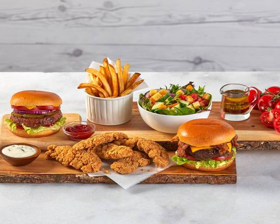 American Eclectic Burger (MIA17-2)