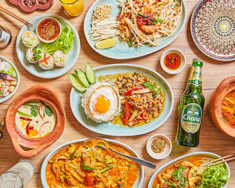 タイストリートフード バイ クルン・サイアム 池袋店 Thai Street Food by Krung Siam Ikebukuroの宅配・出...