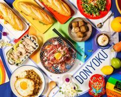 ローストビーフ&バインミー専門店 Roast beef& bánh mì Donyoku
