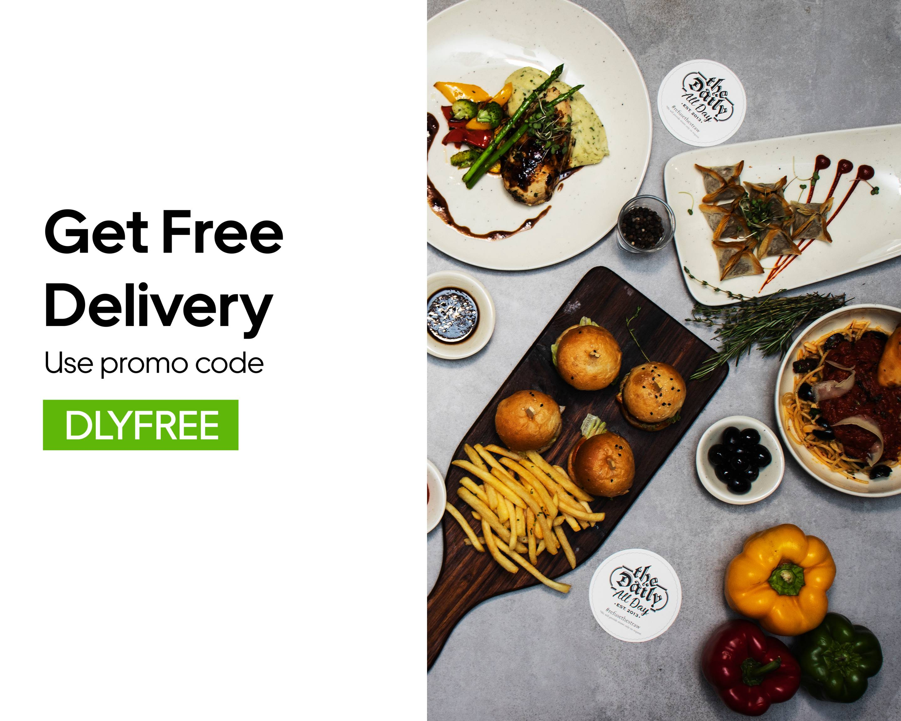 The Daily All Day Delivery | | Uber Eats