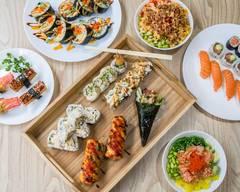 18 sushi