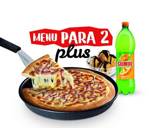 Menu para 2 Plus