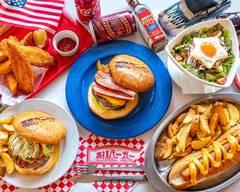 高槻バーガー(T's★Diner) T's Star Diner