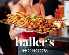 Baller's Rec Room