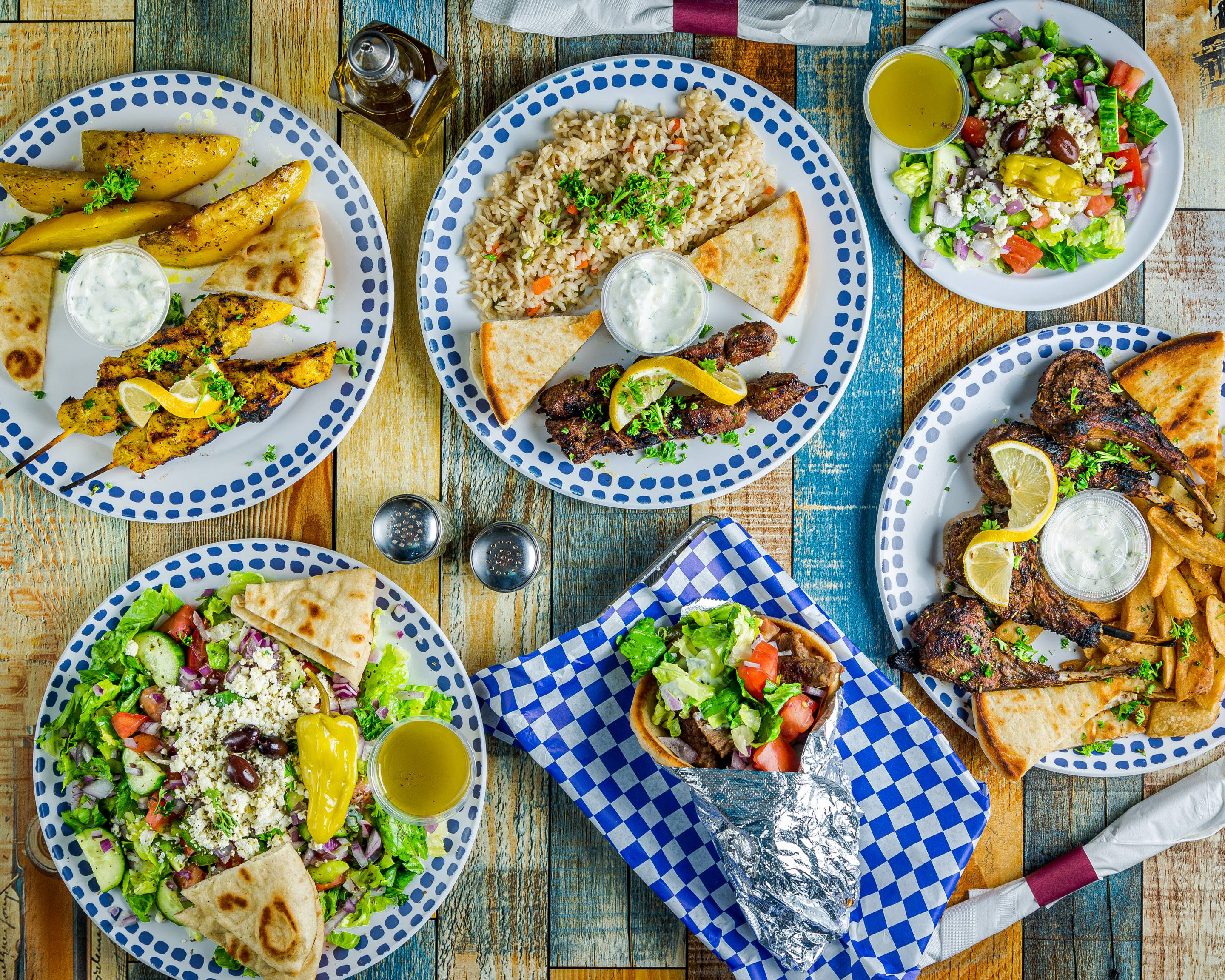 Order The Greek House Kitchen Delivery Online Miami Menu Prices Uber Eats