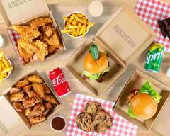 Aussie Grill Burgers & Chicken (Pacific Fair)