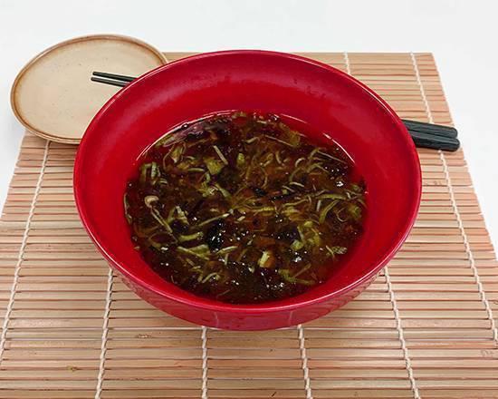 海苔味噌湯 Miso Soup with Seaweed