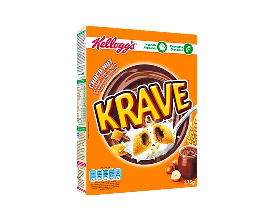 Kellogs Krave Avela 375g