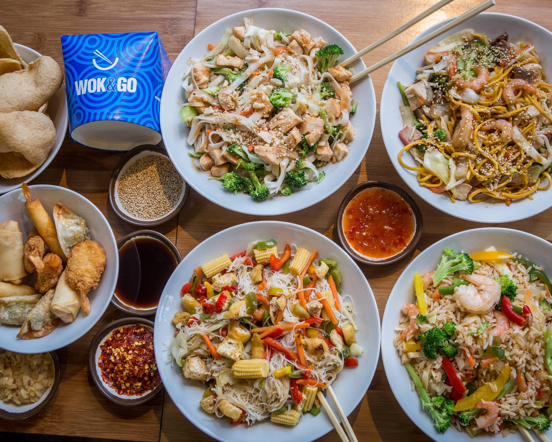 Vegan Wok Go Leeds Uni Delivery Uber Eats