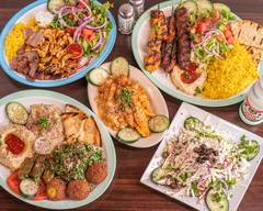 al basha grill /halal restuarant