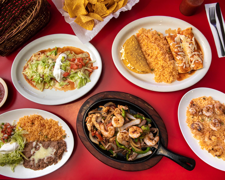 Pueblo Viejo Mexican Restaurant Buffet Delivery Memphis