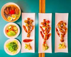 Asian Chef Fusion Cuisine