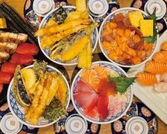 寿司と天ぷら ニューツルマツ  sushi&tempura new tsurumatsu