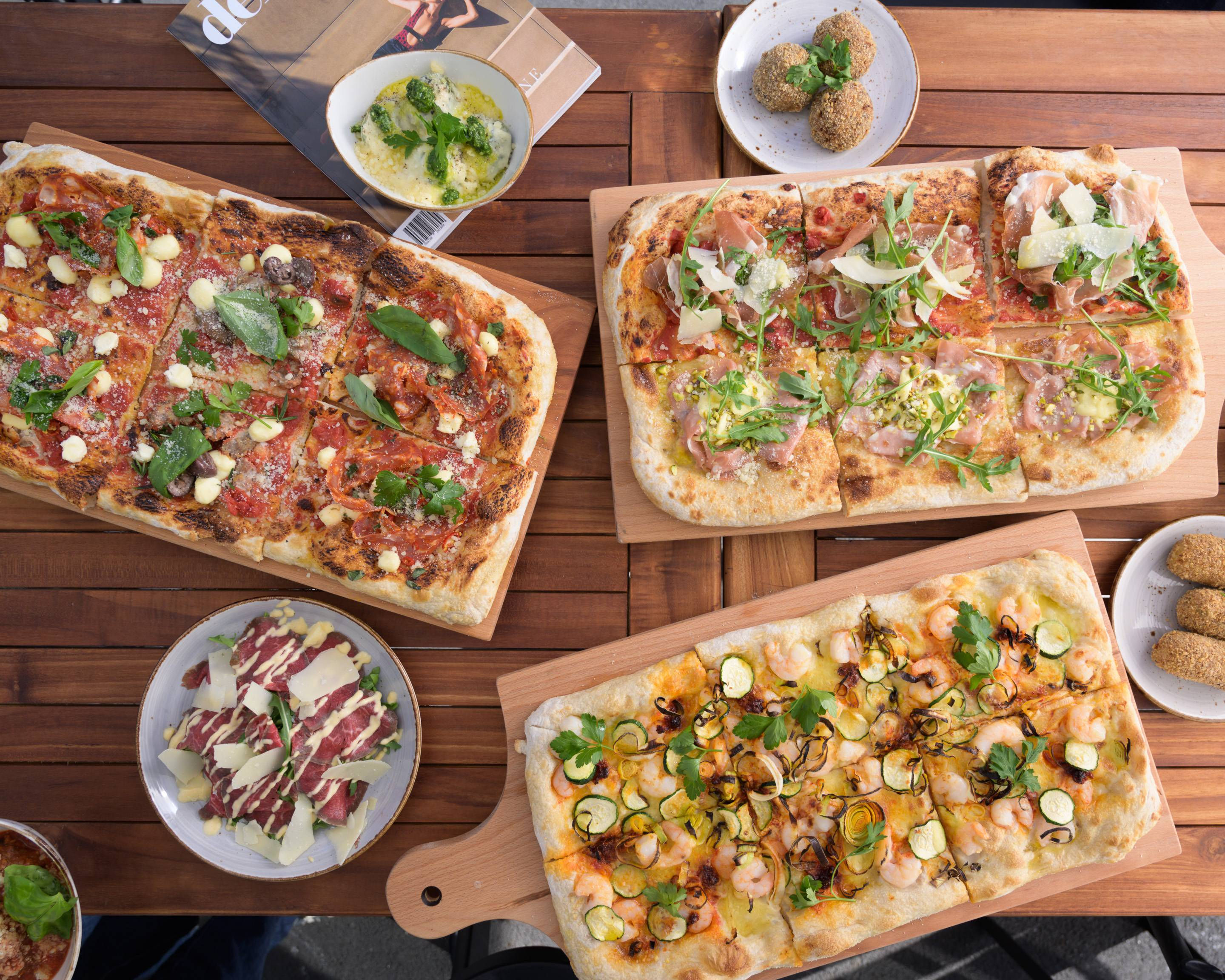 Toto Pizza Delivery   Auckland   Uber Eats