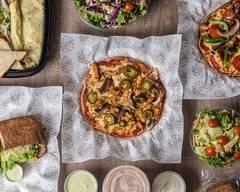Kizza Ensalada y Pizza