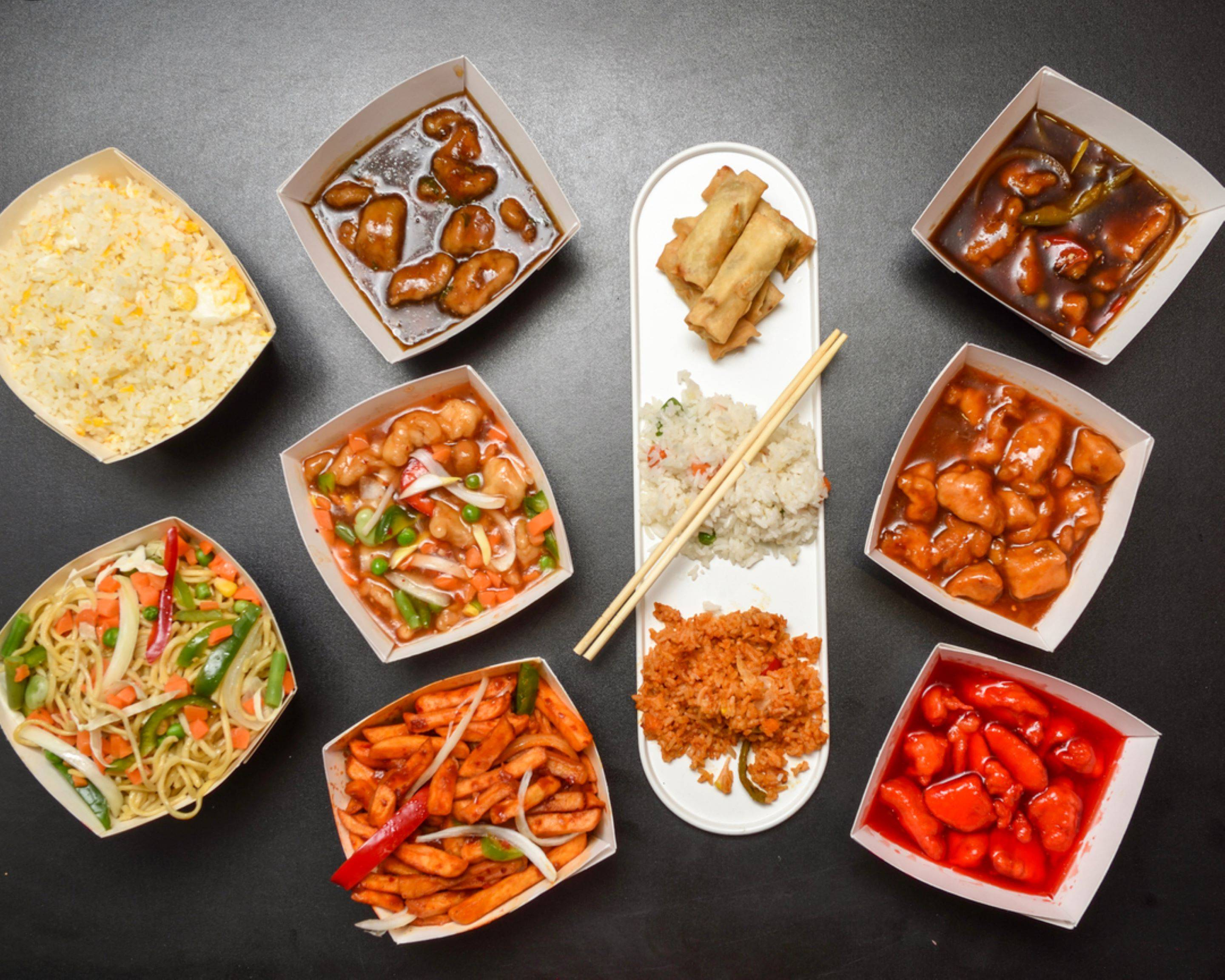 Oodles Chinese Mansfield Road Delivery Uber Eats