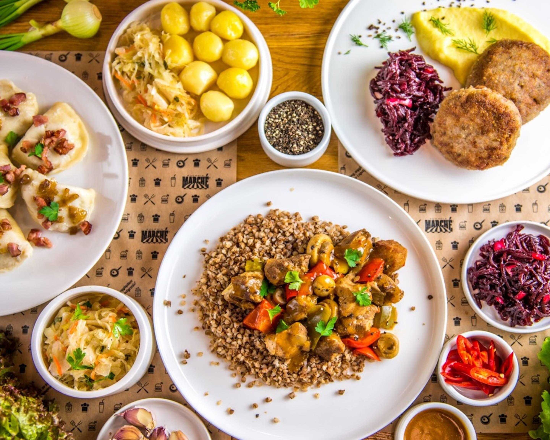 Dostawa Z Restauracji Kuchnia Marche Poznan Uber Eats