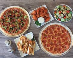 Straw Hat Pizza-Santa Maria