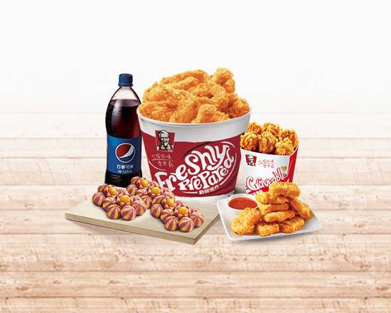 肯德基KFC-中和興南餐廳