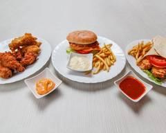 Crust Chicken and Burger