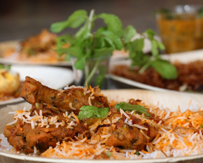 Bahubali Biryani Delivery | دبي | Uber Eats