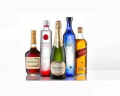 P & B Liquor Jr Market