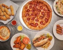 Sinbad's pizza