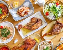 骨付き鶏 ひなや HONETSUKIDORI HINAYA