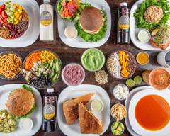 Jung Real Food (Plaza Dila)