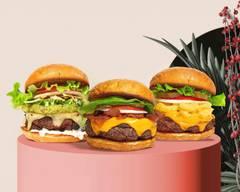 Backyard Vegan Burgers