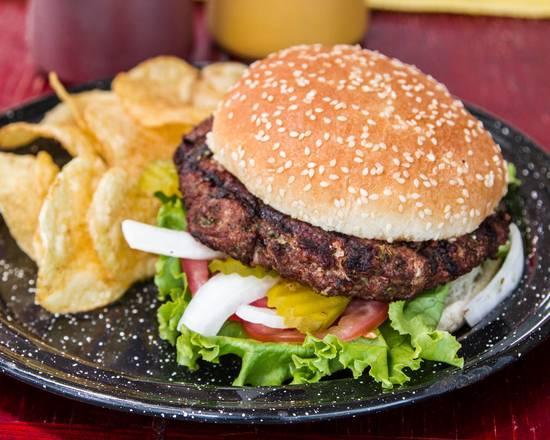Amerix Burger ( Lomas de Santa Anita )
