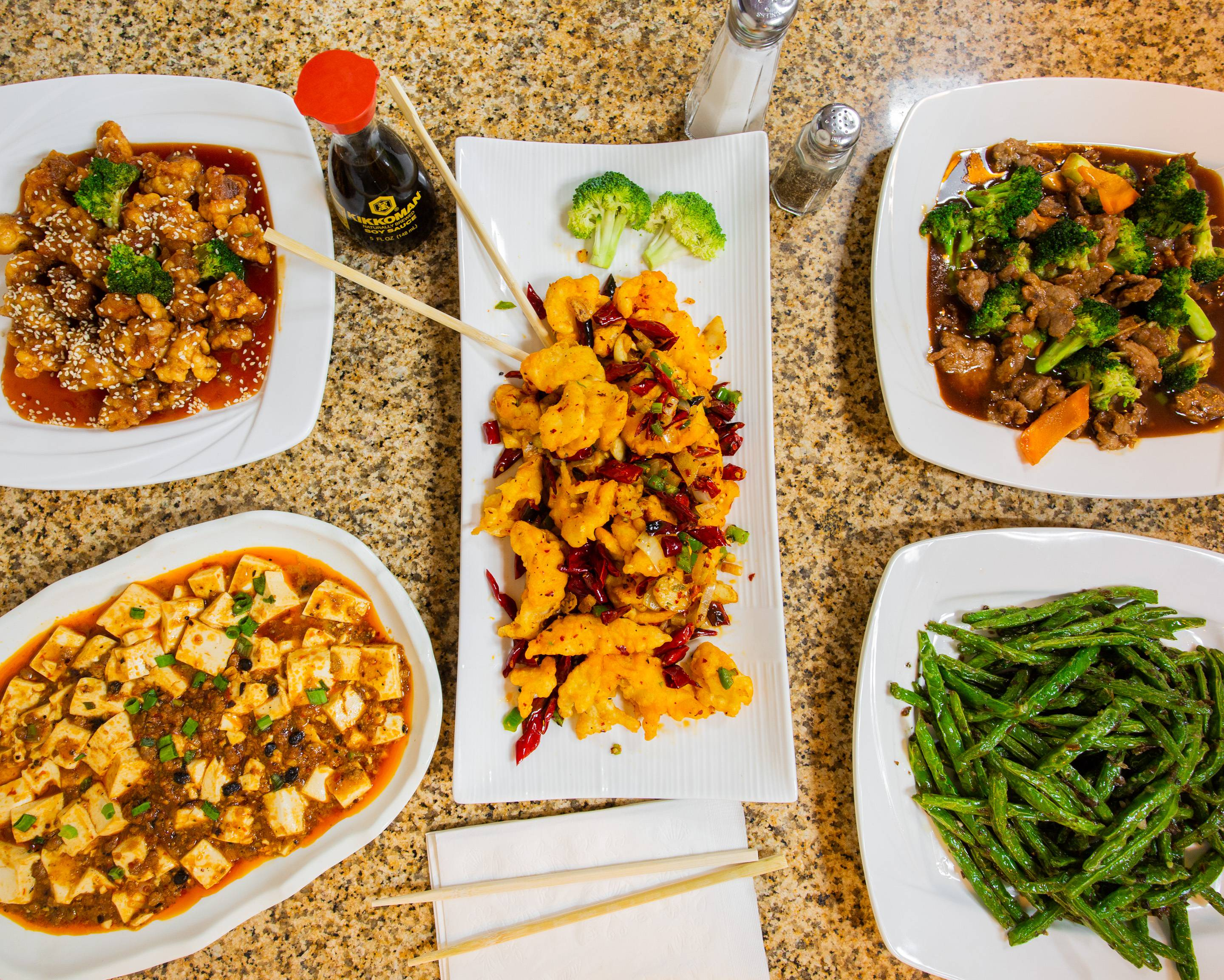 order china family airport blvd delivery online
