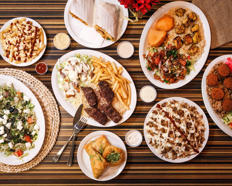 ¡Sultana!  Deliciosa Comida Marroquí - طعام مغربي