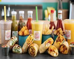 Best Damn Breakfast Burrito - NY