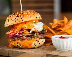 Top Burger Tower's Buey Premium