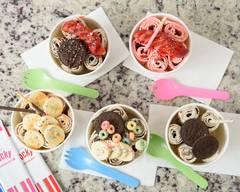Fanny's Thai Roll Ice Cream