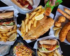 Berties Proper Fish and Chips