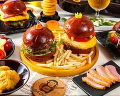 64(ロクヨン)ダイナー 日吉バーガー 64diner Hiyoshi-burger
