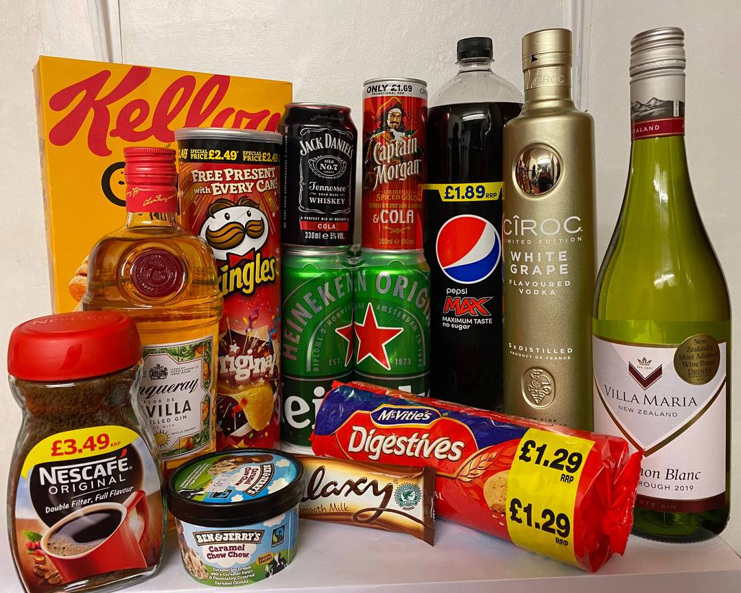 Preston Beer Wine Spirits Grocers Takeaway In Brighton And Sussex Delivery Menu Prices Uber Eats