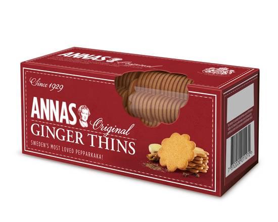 Annas Ginger 150g