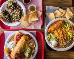 La Mexican Burrita