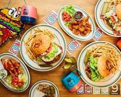 【特選牛100% ハンバーガー】バシバーガーチャンス 川口店 Bashi Burger Chance