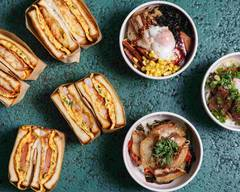 コリアンストリートフード Tama-Toast Korean Street-food Tama-Toast