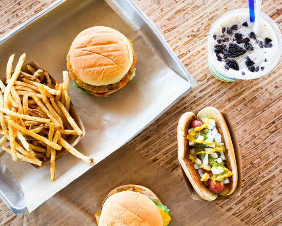 Elevation Burger (176 South Ridge Street)
