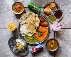 Thali Cuisine Indienne